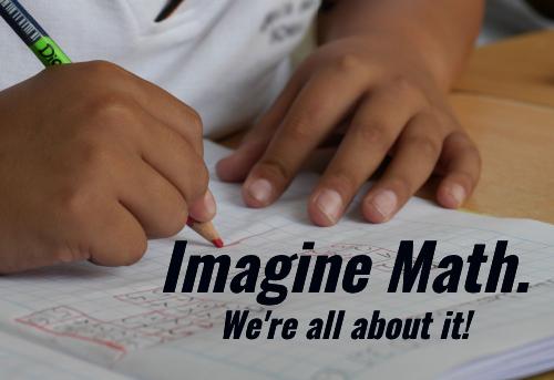 ImagineMath.walk